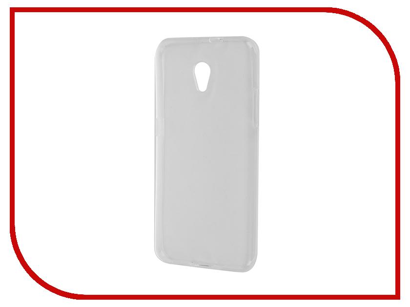 Аксессуар Чехол ZTE Blade V7 Lite SkinBox Slim Silicone Transparent T-S-ZBV7L-005