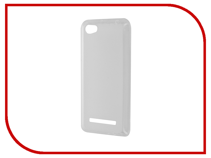 Аксессуар Чехол Philips S326 SkinBox Shield Silicone Transparent T-S-PS326-005<br>