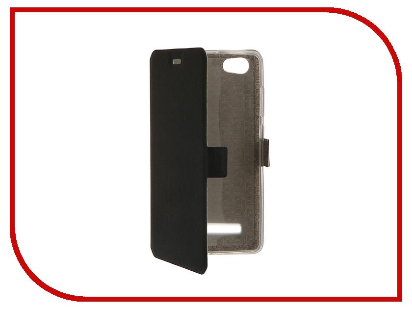 Аксессуар Чехол Philips S326 SkinBox Prime Book Black T-P-PS326-05<br>