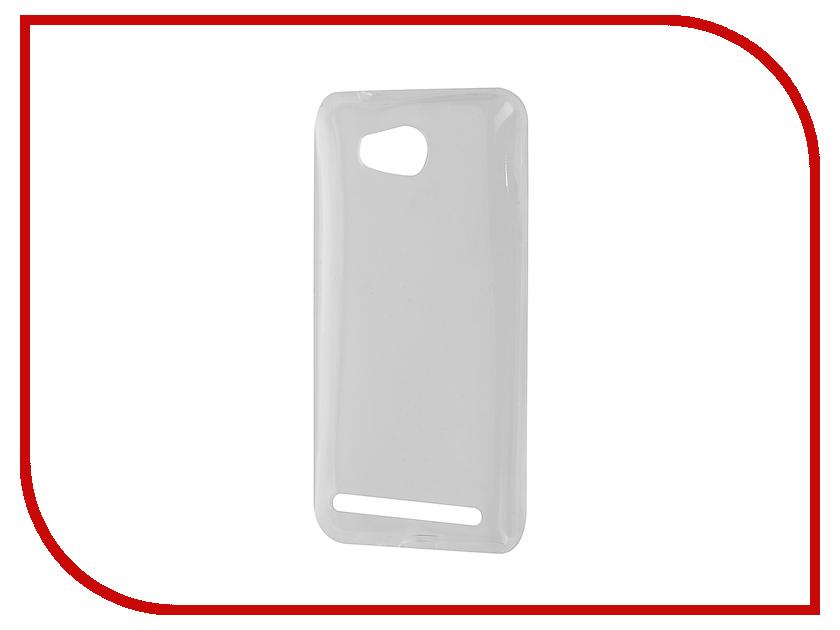 Аксессуар Чехол Huawei Y3 II SkinBox Slim Silicone Transparent T-S-HY3-005
