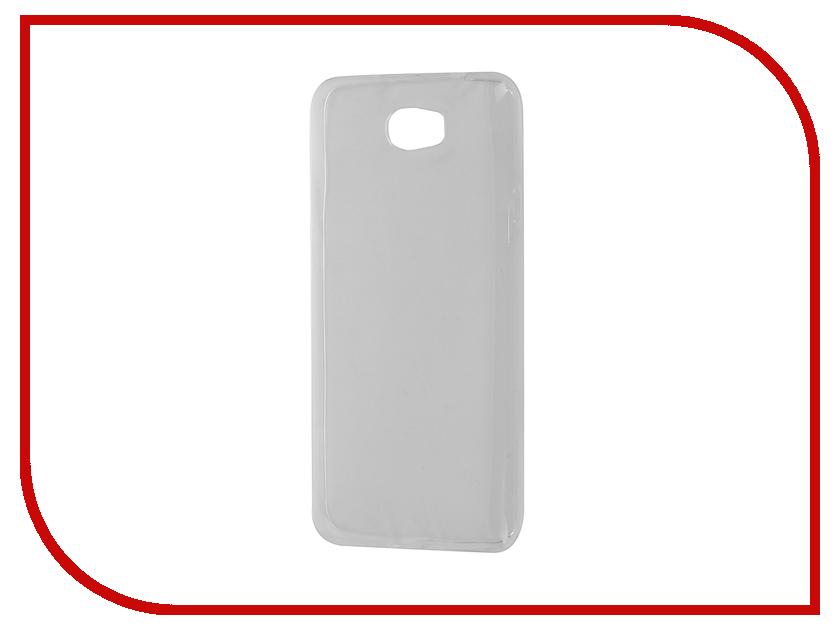 Аксессуар Чехол Huawei Y5 II SkinBox Slim Silicone Transparent T-S-HY5-005 смартфоны huawei y5 2017 grey