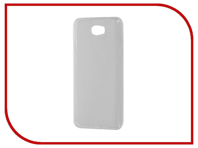 Аксессуар Чехол для Huawei Y5 II SkinBox Slim Silicone Transparent T-S-HY5-005 аксессуар чехол meizu pro 5 skinbox sheild silicone transparent t s mp5 006