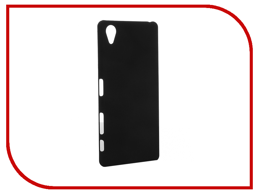 Аксессуар Чехол Sony Xperia X SkinBox Shield 4People Black T-S-SXX-002<br>