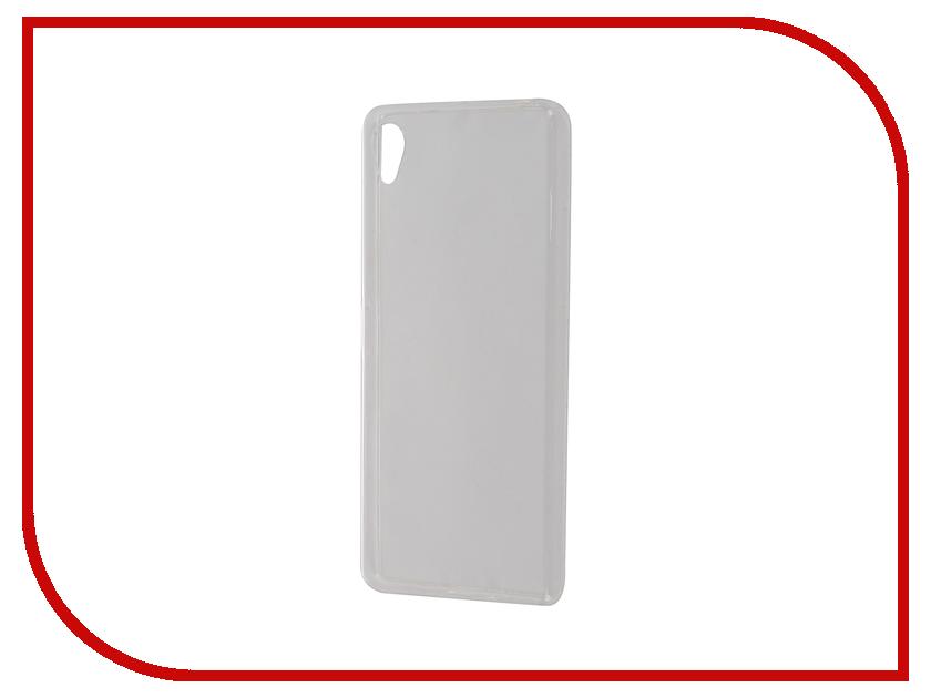 Аксессуар Чехол Sony Xperia X SkinBox Slim Silicone Transparent T-S-SXX-005