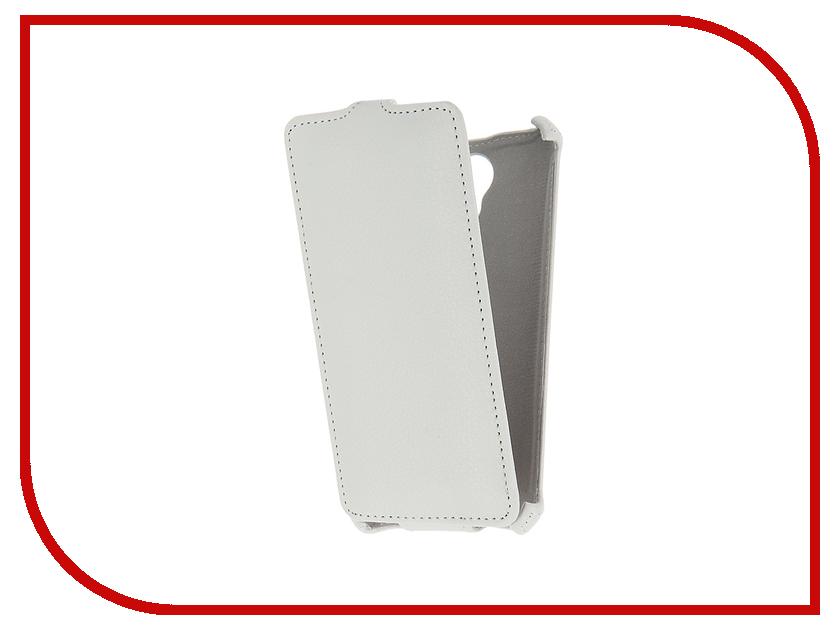 все цены на  Аксессуар Чехол Prestigio Muze C3 Gecko White GG-F-PRESC3-WH  онлайн