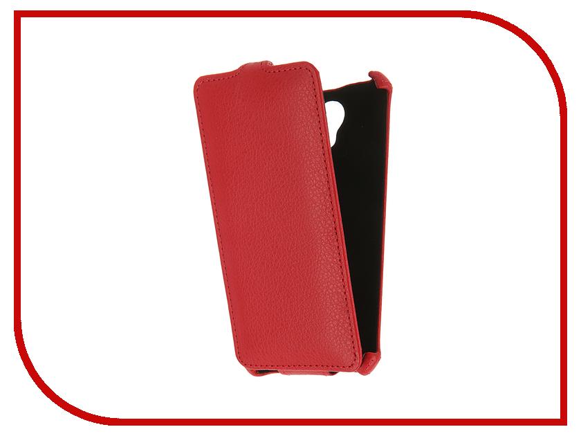 Аксессуар Чехол Prestigio Muze C3 Gecko Red GG-F-PRESC3-RED<br>