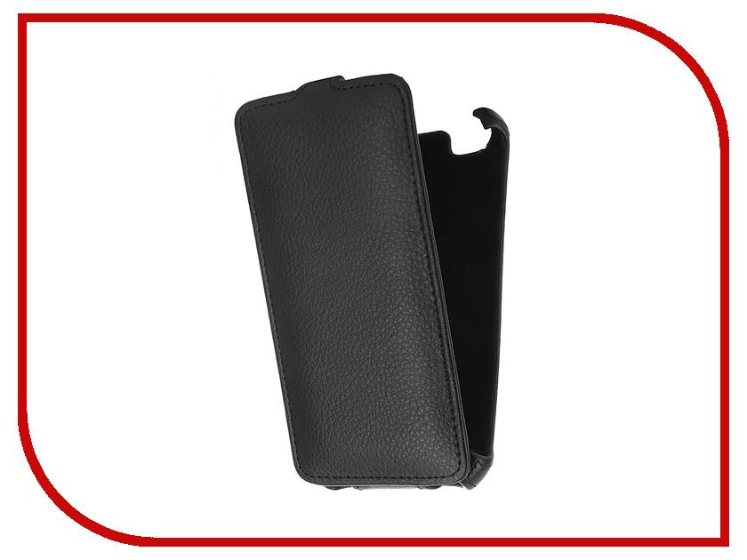 Аксессуар Чехол Fly FS505 Nimbus 7 Gecko Black GG-F-FLYFS505-BL смартфон fly nimbus 10 fs512 черный