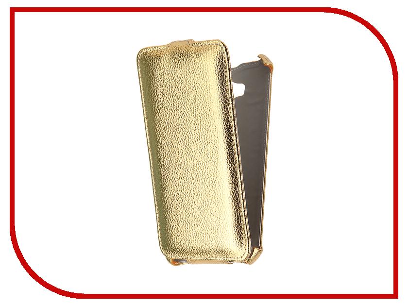 Аксессуар Чехол ASUS ZenFone Max ZC550KL Gecko Gold GG-F-ASZC550KL-GOLD<br>