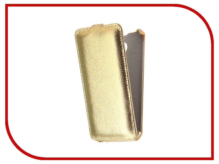 Аксессуар Чехол Meizu M3 Note Gecko Gold GG-F-MEIM3NOTE-GOLD