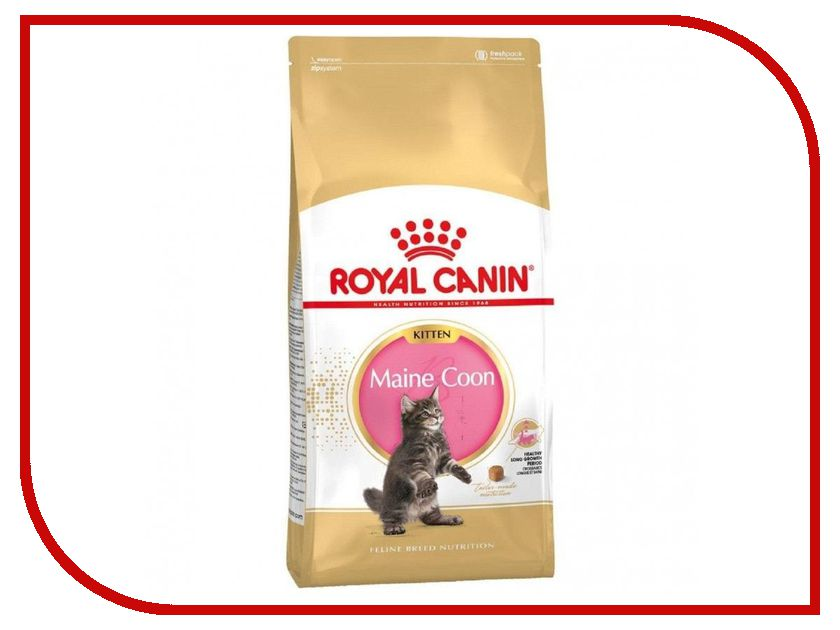 Корм ROYAL CANIN Maine Coon 2kg для котят 543020 / 543120 royal canin royal canin exigent protein preference