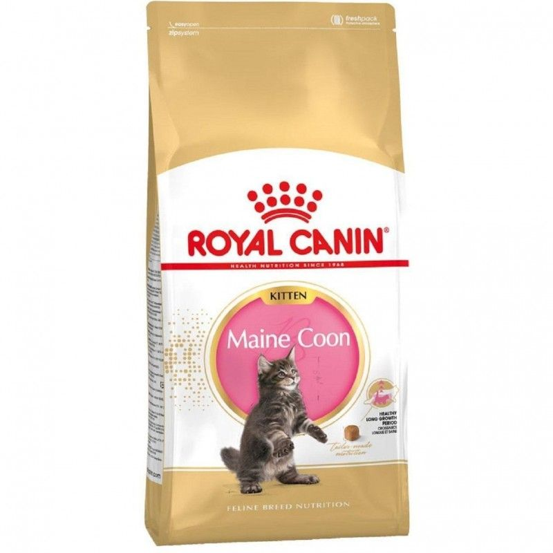 Корм ROYAL CANIN Maine Coon 2kg для котят 543020 / 543120