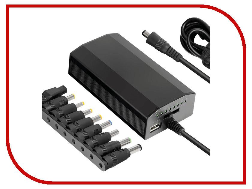 Блок питания Ginzzu GA-4290U Black блок питания для камер видеонаблюдения ginzzu ga 1035 12v 1 0a