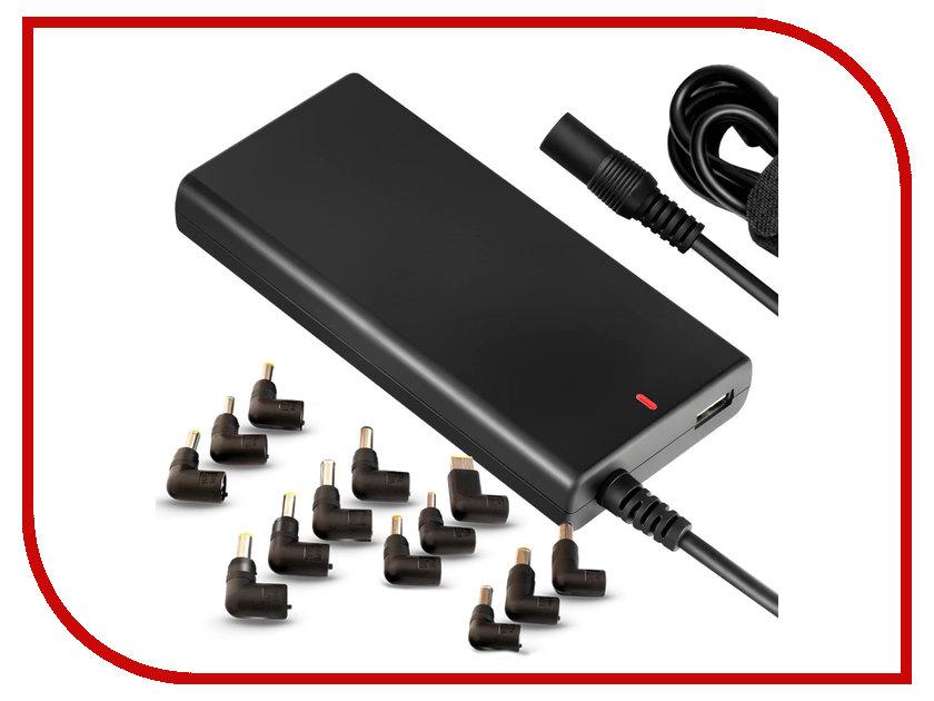 Блок питания Ginzzu GA-2180U Black блок питания для камер видеонаблюдения ginzzu ga 1035 12v 1 0a