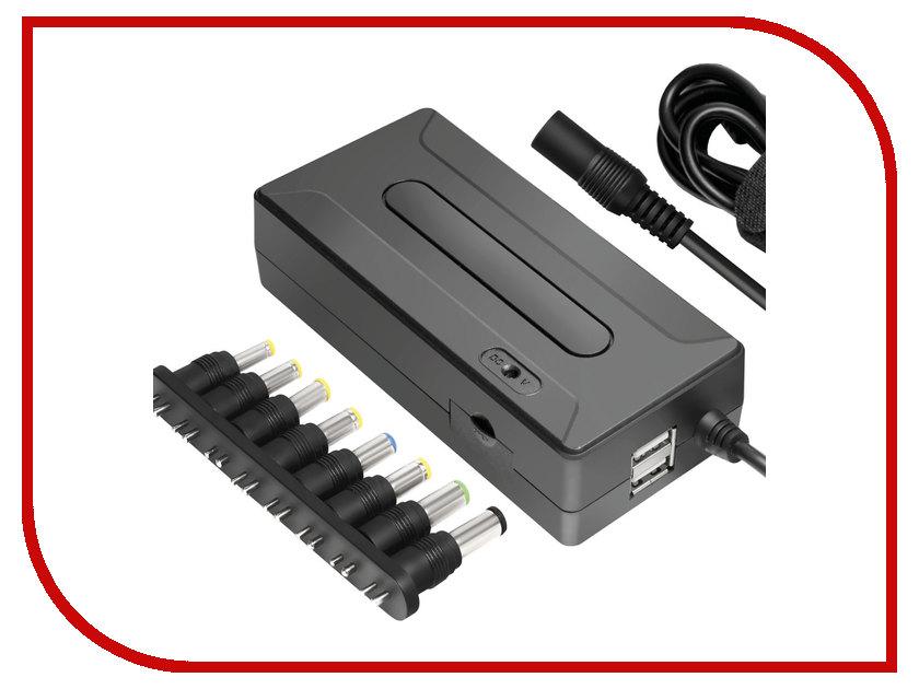 Блок питания Ginzzu GA-1090U Black блок питания для камер видеонаблюдения ginzzu ga 1035 12v 1 0a