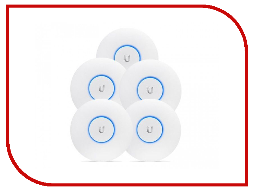 Точка доступа Ubiquiti UniFi AP AC Long Range UAP-AC-LR-5-EU unifi enterprise wifi system ap ubiquiti uap ac lr wireless access point wi fi