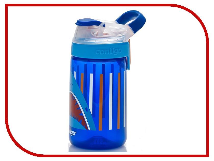 Бутылка Contigo Gizmo Sip детская Blue contigo0474 бутылка contigo autospout chug 720ml light blue contigo0763