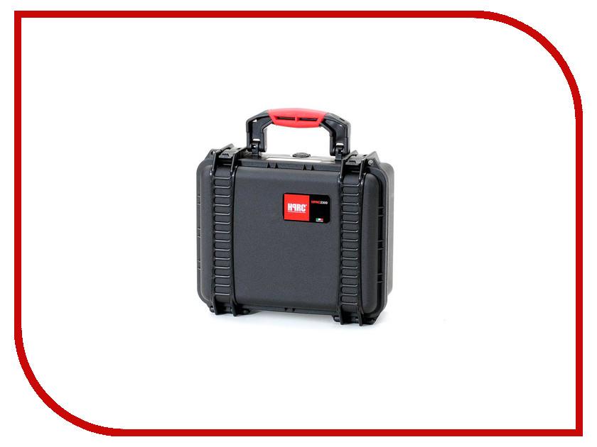 Дорожная сумка HPRC 2300C Black A2300C