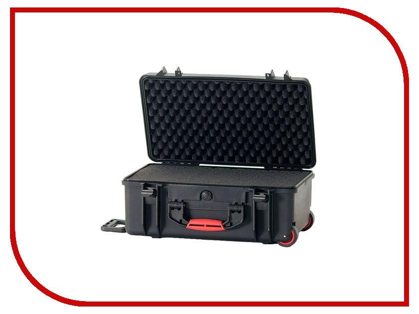 Дорожная сумка HPRC 2550CW Black A2550CW