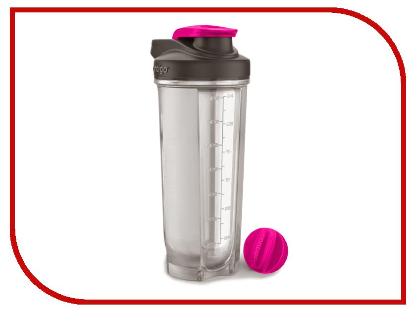 Фитнес-бутылка Contigo Shake&Go FIT Pink contigo0389