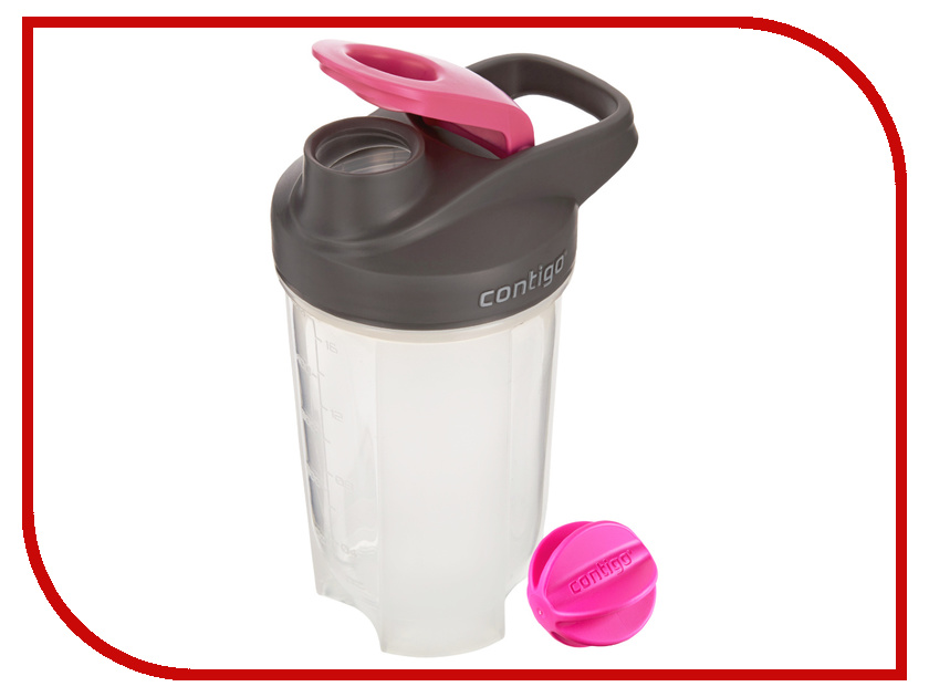 Contigo Shake&Go FIT ������-������� Pink contigo0388