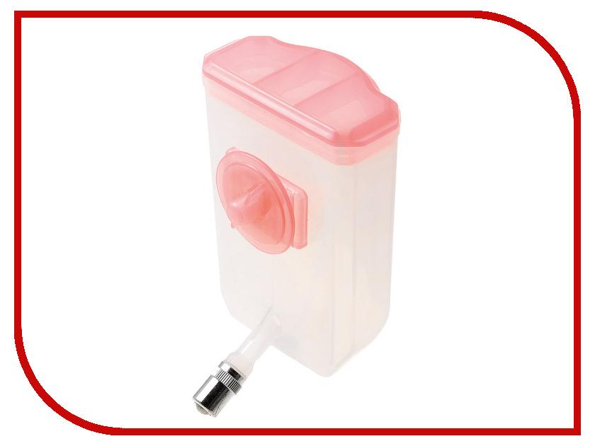 Поилка V.I.Pet 500ml P289-3 Pink<br>