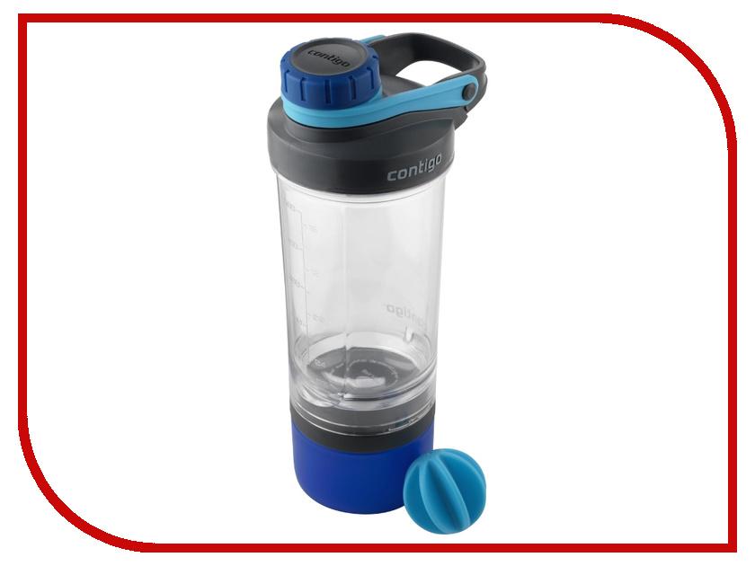 Фитнес-бутылка Contigo Shake&Go FIT Blue contigo0649