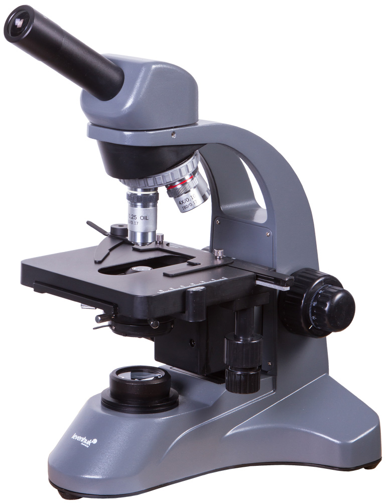 Фото - Микроскоп Levenhuk 700M микроскоп levenhuk 700m монокулярный