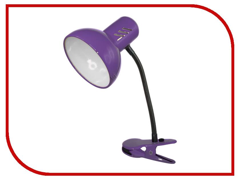 Лампа Ультра Лайт MT2077C_ру Прищепка Violet<br>