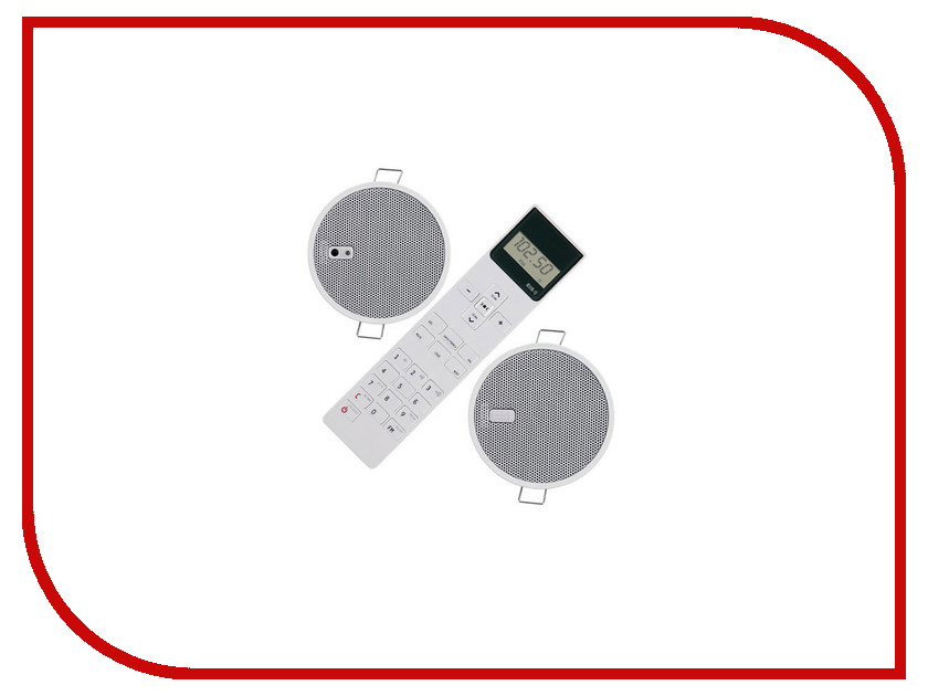 Встраиваемая акустика KBSound iSelect 2.5 White 50302<br>