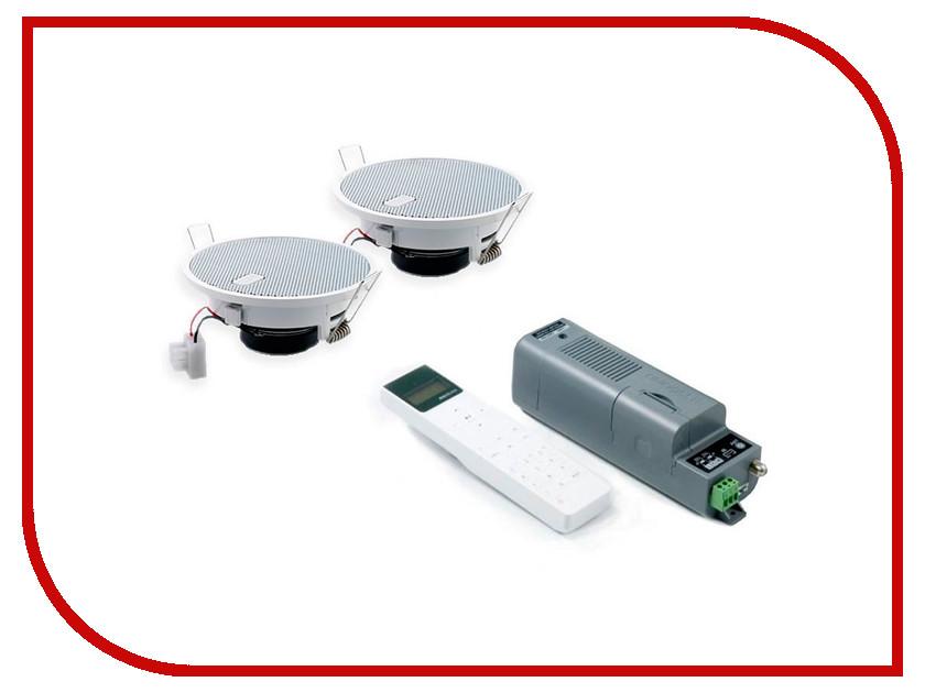Встраиваемая акустика KBSound iSelect 2.5 Bluetooth White 50502<br>
