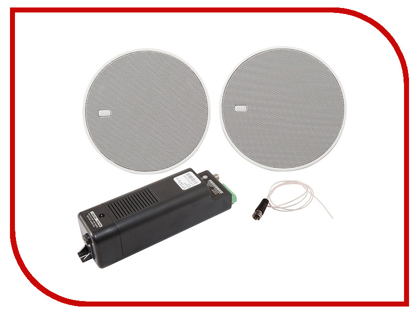 Встраиваемая акустика KBSound Select BT 2.5 White 50801