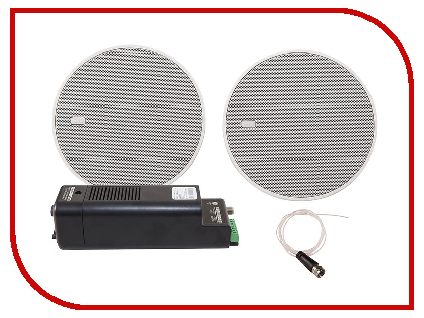 Встраиваемая акустика KBSound Select BT 5 White 50802