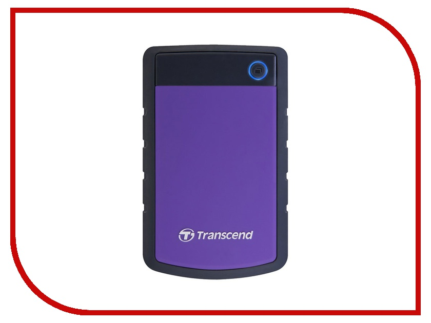 Жесткий диск Transcend 4Tb StoreJet H3 USB 3.0 TS4TSJ25H3P usb 3 0 transcend ts32gjf700 в белгороде