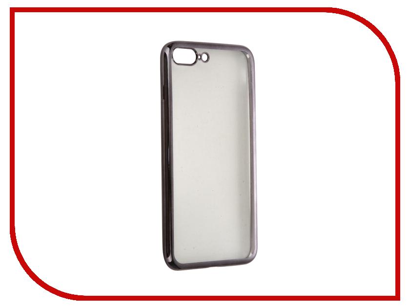 купить Аксессуар Чехол DF для APPLE iPhone 7 Plus iCase-09 Black недорого