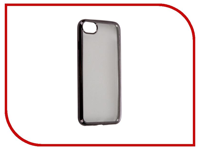 Аксессуар Чехол DF для APPLE iPhone 7 iCase-08 Black