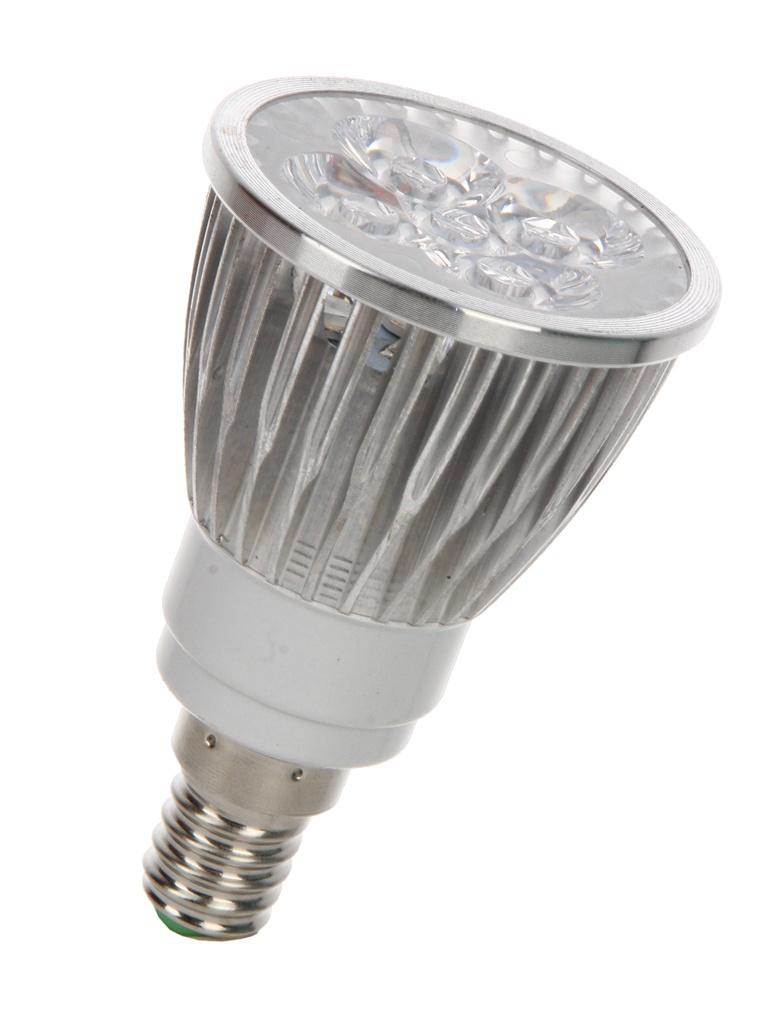 Светодиодная фитолампа Espada Fito LED E14-5W 85-265V