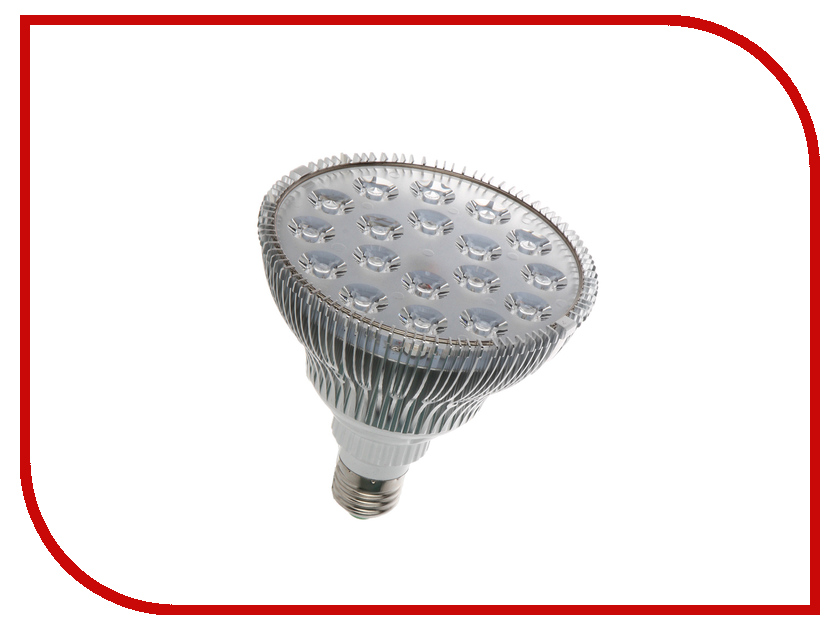 Светодиодная фитолампа Espada Fito LED E27-10-18W 85-265V e27 6w 3500k 540 lumen 12 led warm white light bulb ac 85 265v
