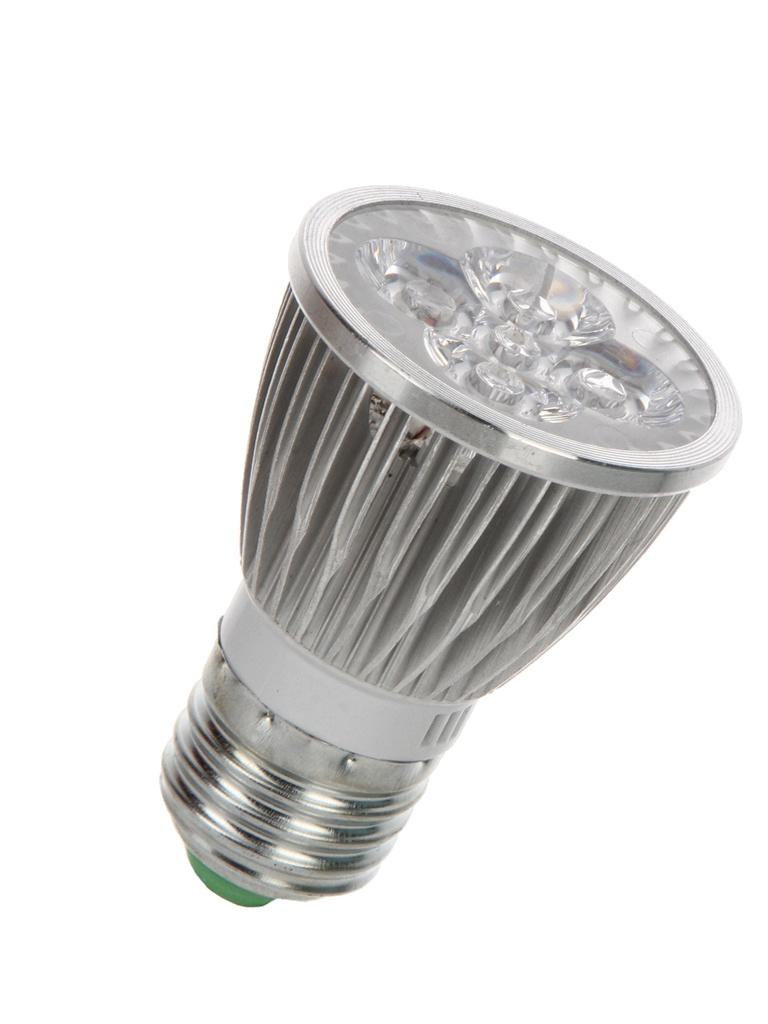 Светодиодная фитолампа Espada Fito LED E27-5W 85-265V