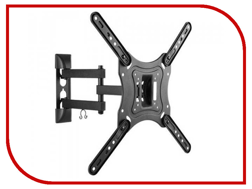 Кронштейн iTECHmount LCD-543 (до 30кг) Black кронштейн itechmount mbs 12f до 8кг black