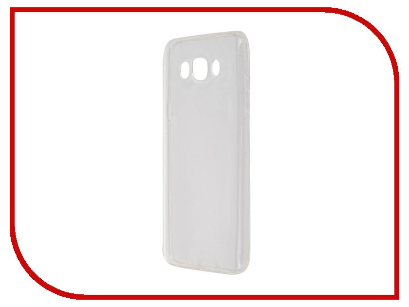 Аксессуар Чехол Samsung Galaxy J7 2016 Dekken Transparent 20358<br>