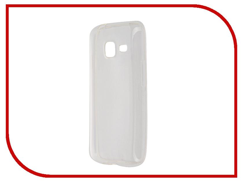 Аксессуар Чехол Samsung Galaxy J1 mini Dekken Transparent 20355