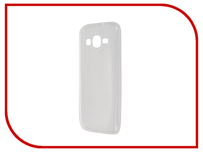 Аксессуар Чехол Samsung Galaxy G360 Core Prime Dekken Transparent 20218<br>