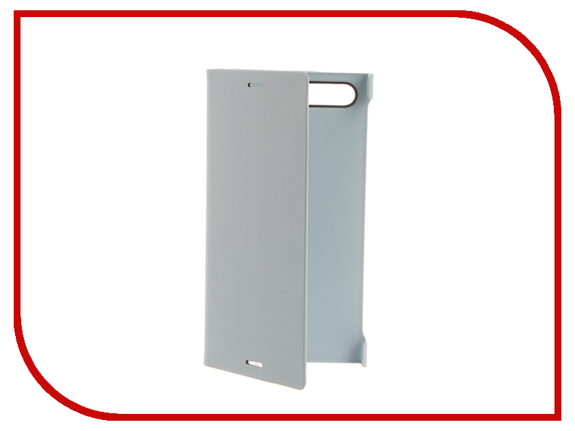 Аксессуар Чехол Sony Xperia X Compact Style Cover Stand SCSF20 Blue<br>