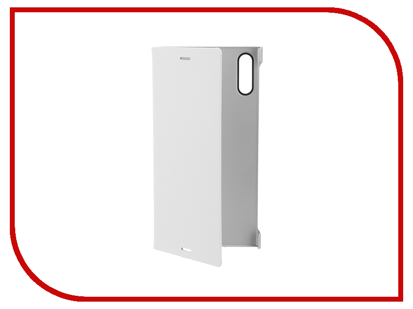 Аксессуар Чехол Sony Xperia XZ Style Cover Stand SCSF10 White<br>
