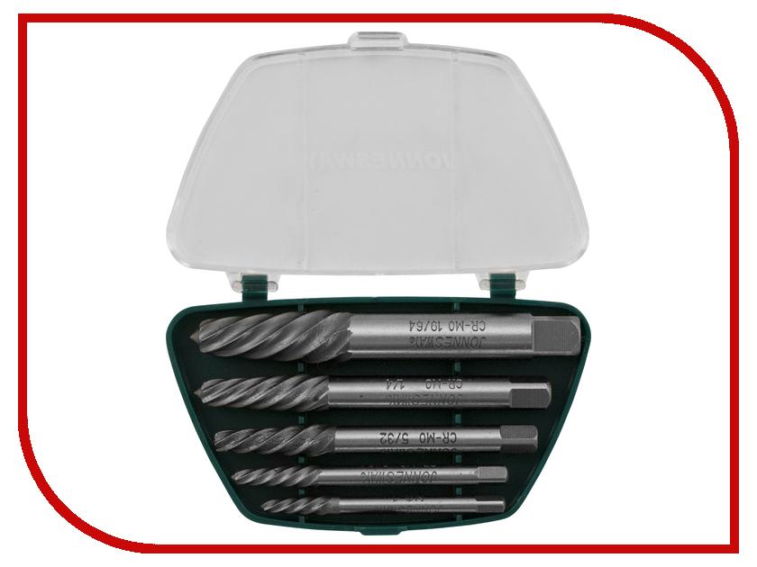 Инструмент Jonnesway AG010049 - набор экстракторов<br>