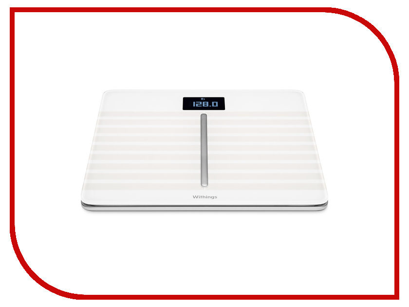 Весы Withings Body Cardio Scale White