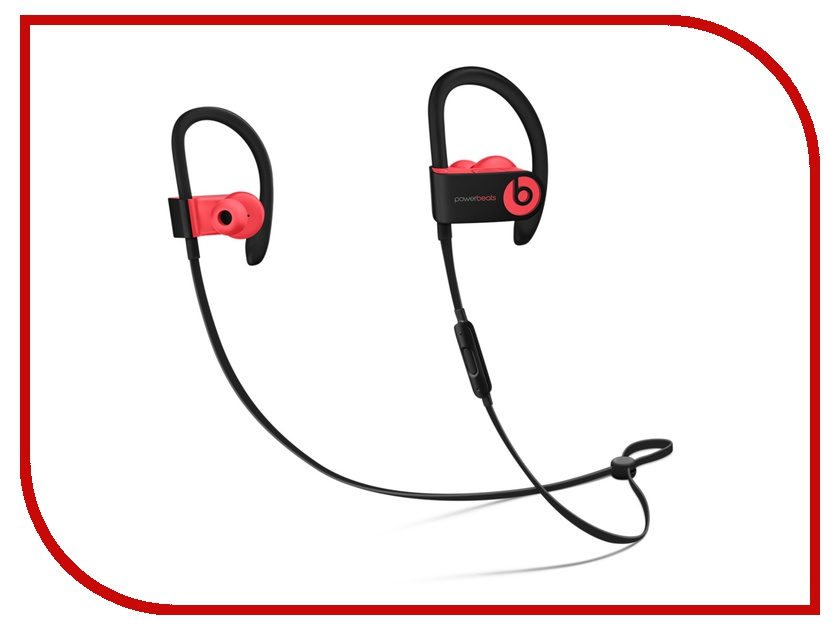Beats Powerbeats 3 WL Red MNLY2ZE/A наушники beats powerbeats3 wireless red mnly2ze a