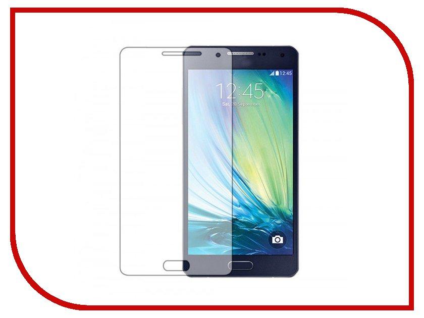Аксессуар Защитное стекло Samsung Galaxy A5 Dekken 0.26mm 2.5D глянцевое 20117 аксессуар защитное стекло samsung galaxy a3 2017 solomon full cover black