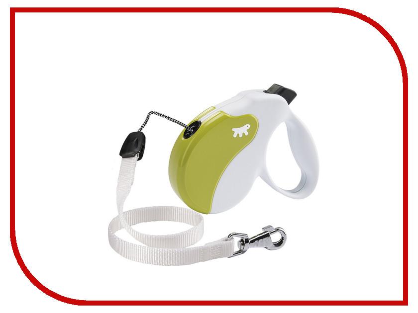 Рулетка Ferplast Amigo Mini White-Green 75700011