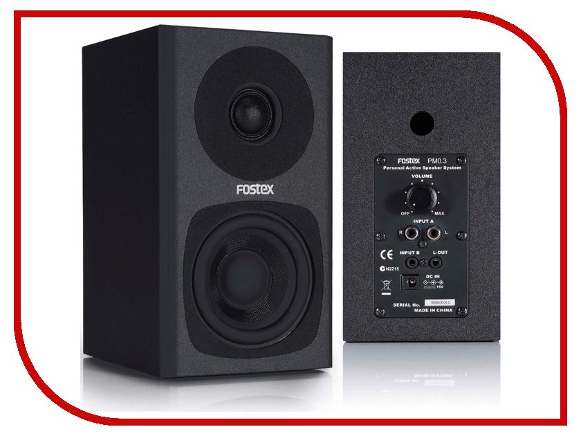 ������� Fostex PM0.3 Black